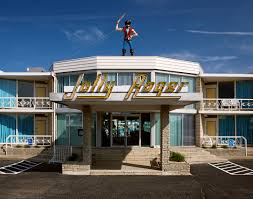 mid century architecture the lost midcentury modern motels of wildwood curbed philly