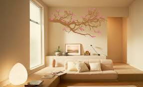creative wall painting ideas bedroom home