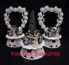 w cake topper motorcycle cake topper ebay