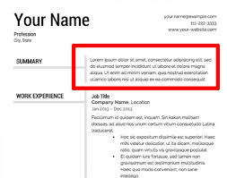 Sample Resume With Objective by 100 Sample Curriculum Vitae Layout Download