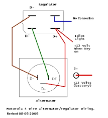 wiring a voltage regulator bosch bosch voltage regulator schematic