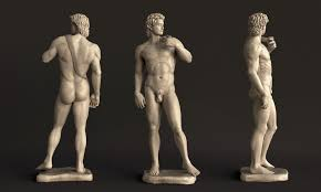 michelangelo fun with zbrush