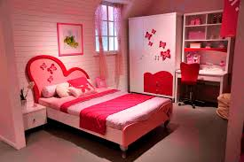 bedrooms fresh pink and green girls bedroom decorations ideas