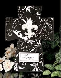 Crosses Home Decor Find Beautiful Fleur De Lis Picture Frames With The Best Prices