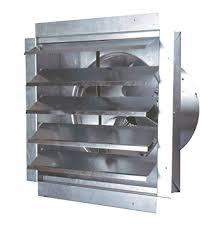 14 inch wall fan amazon com maxxair if14ups 1400 cfm 14 inch blade heavy duty