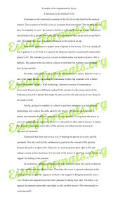 cover letter for medical field examples argumentative essay cover letter example of argumentative