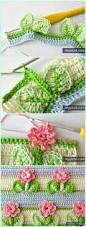 Free Pattern For Crochet Flower - best 25 crochet flower headbands ideas on pinterest crochet