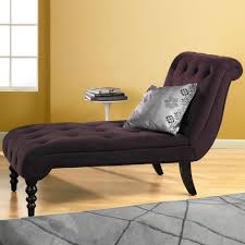 Upholstered Chaise Lounge Furniture Comfortable Extra Wide Chaise Lounge Chair Indoor