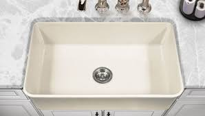 B Q Kitchen Sinks by Platus Ptg 4300 Bq Apron Front Fireclay 33 In Single Bowl Houzer