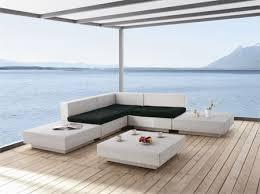 canapé de jardin design emejing salon de jardin resine blanc design images awesome