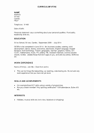 experience format resume resume format for 1 year experienced software developer awesome
