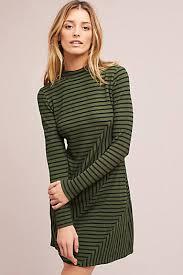 green dresses anthropologie