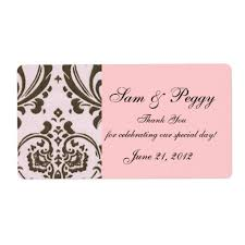 wedding favor labels wedding favor labels moritz flowers