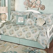 Seashell Duvet Cover Coastal Dream Seashell Daybed Bedding Set