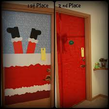decorate christmas door contest ideas home design inspirations