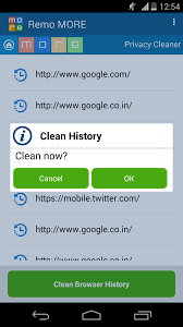 clear history android clear browser history in android delete browsing history on android