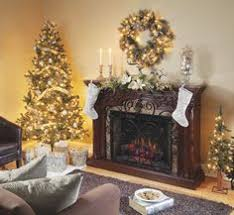 Decor Home Depot Electric Fireplaces by The Lexington Electric Fireplace From Classic Flame Is Decorated
