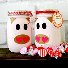 Homemade Valentine S Day Gifts For Him by 25 Cute Valentines Day Mason Jars Ideas Valentine U0027s Day Mason Jar