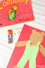 building corduroy the bear sugar spice and glitter