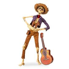 singing emoji héctor singing figure coco shopdisney