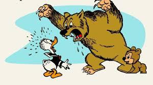 classic donald duck comic reflects season u0027s spirit revelation