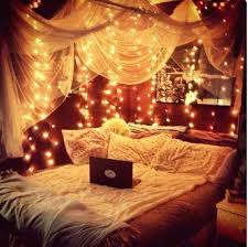 college string lights best decor images on rooms dorms and