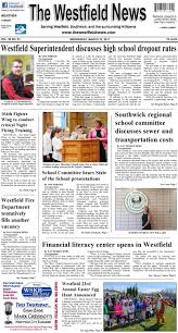 wednesday march 22 2017 by the westfield news issuu