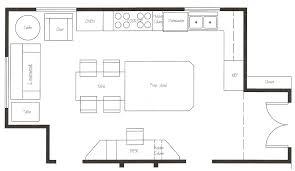 kitchen floor plans with walk in pantry voluptuo us