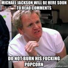 Meme Eating Popcorn - mjjcommunity michael jackson community official fan club forum