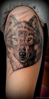 78 fabulous wolf tattoos on arm