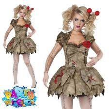 Halloween Voodoo Doll Costume Halloween Doll Costume Ebay