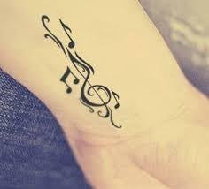 the 25 best music tattoo designs ideas on pinterest music