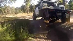 nissan patrol ute australia gu patrol ute 4 2td flexing youtube