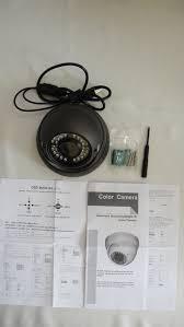 amazon com bw cctv camera sony imx138 1000tvl hd day and night