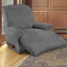 can you put a slipcover on a reclining sofa slip covers for recliners wayfair
