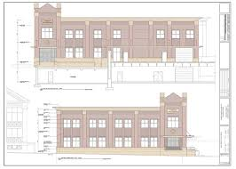 Police Station Floor Plan 9 25 Two Hearings On New Police Station Design Revised Again