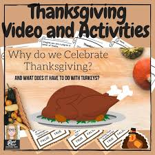 thanksgiving activities november fall holidays the