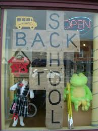 Easter Store Window Decorations back to window display at the funky frog children u0027s resale