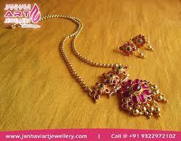 pendant necklace india images Kemp stone pendant necklace set ruby stone pendant necklace sets jpg
