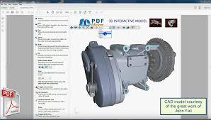 3d pdf maker for autodesk autocad autocad autodesk app store