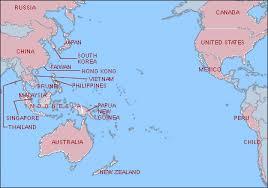 pacific region map wallpaper models map of pacific region