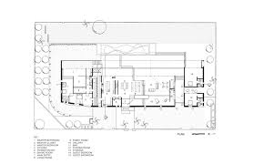 Architectural Floor Plan Gallery Of Desert Canopy House Sander Architects 15