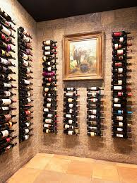 wall mount wine rack houzz