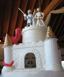 wedding cake castle castle wedding cake with princess and castle