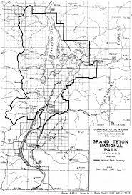 Jackson Hole Map Grand Teton Np A Place Called Jackson Hole Introduction