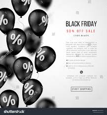 bowling ball black friday sale black friday sale poster glossy balloons stock vector 483705649