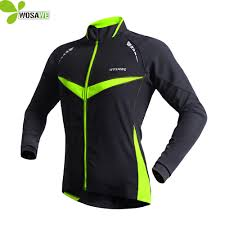 yellow waterproof cycling jacket aliexpress com buy wosawe windproof waterproof cycling jacket