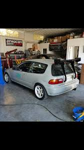 custom honda hatchback 92 95 honda civic hatchback u2013 pci racing