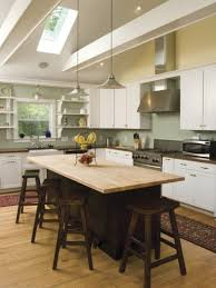 kitchen islands with end seating popular kitchen island with