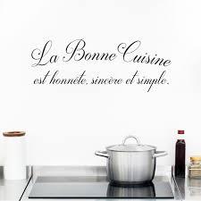 citations cuisine sticker citation cuisine la bonne inspirations avec stickers